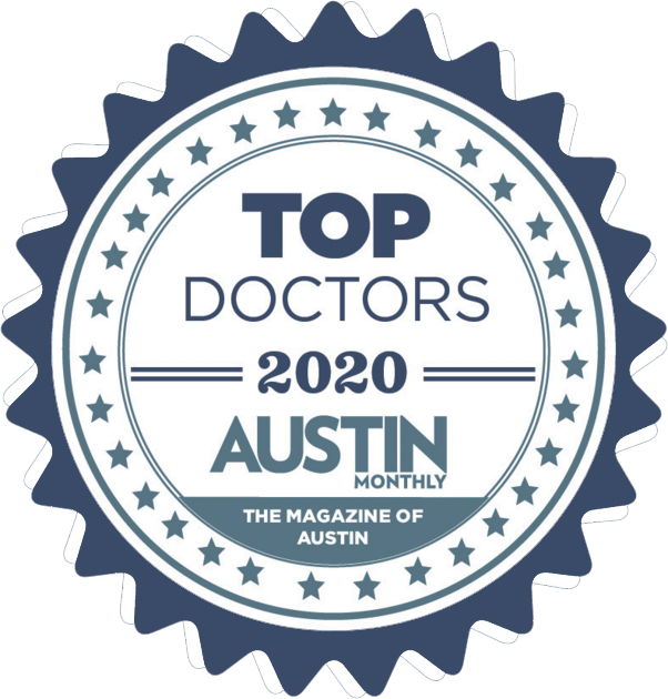 top doctors 2020 award